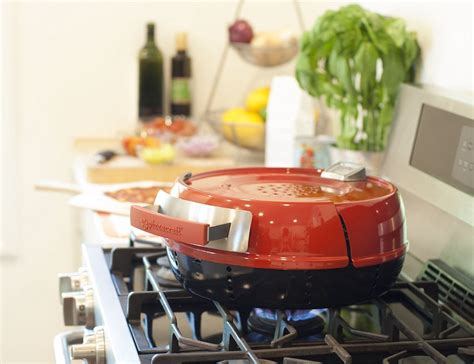 pizzeria pronto stovetop pizzeria pronto stovetop oven by pizzacraft 187 gadget flow