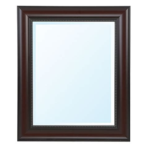 14 X 20 Mirror by View 20 Quot X 16 Quot Framed Beveled Mirror Deals At Big Lots