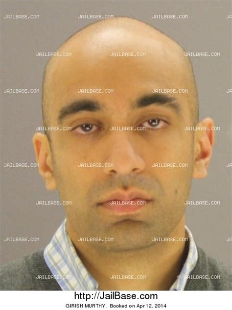 Washington Dc Arrest Records Girish Murthy Arrest History