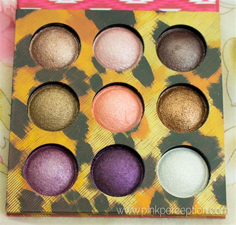 contains mostly with a color bh cosmetics the palettes review and swatches