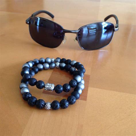 mens lava bracelets lava bead bracelet s lava bracelet husband gift