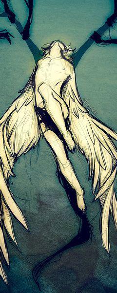 tattoo of angel manga best 25 angel illustration ideas on pinterest wings