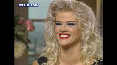 nicole s anna nicole smith videos at abc news video archive at