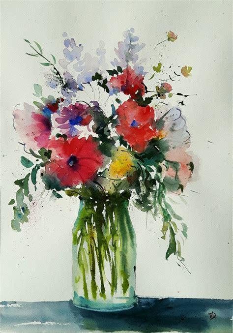 immagini vasi di fiori vaso di fiori tito fornasiero