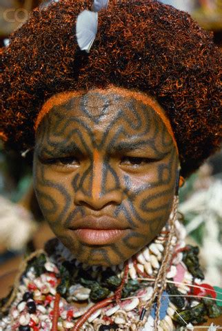 papua new guinea tribal tattoos papua new guinea and their markings the tattooed