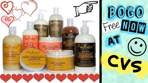 sale alert shea moisture products bogo free at cvs ng s evidence valid 4 12 2015 to 4 18