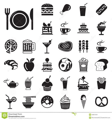 drink vector food icon vector food