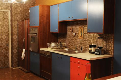 60s kitchen mad kitchen inspiration from don and megan s 60s