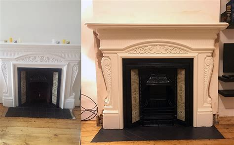Wards Fireplaces by Fireplace Restoration Ward Antique Fireplaces