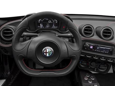 Alfa Romeo 4c Msrp by New 2018 Alfa Romeo 4c Spider Spider Msrp Prices Nadaguides