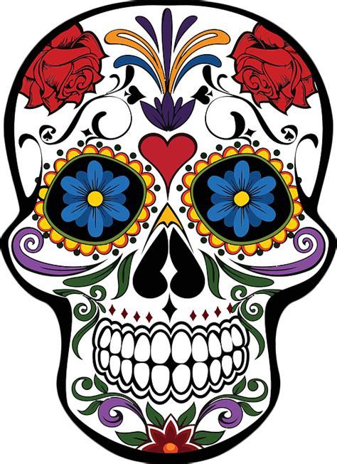free vector graphic cranium decoration decorative