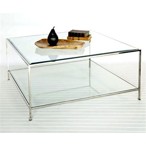 Acrylic Coffee Table With Shelf Minimalist Shelf Acrylic Cocktail Table