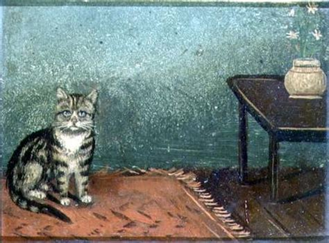 Cat Sat On The Mat by The Cat Sat On The Mat Frederick As Print Or Painted