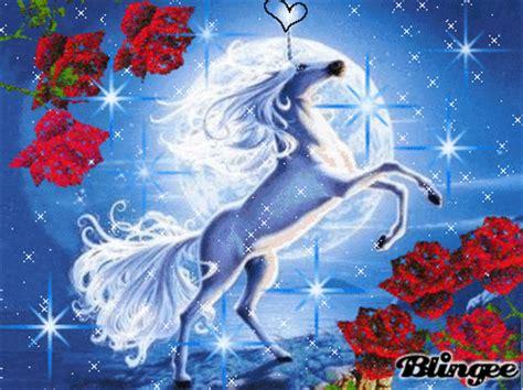 imagenes de unicornios con movimiento fotos animadas ternura de unicornio para compartir