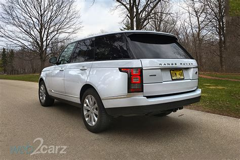 range rover hse mpg 2016 land rover range rover hse td6 review carsquare