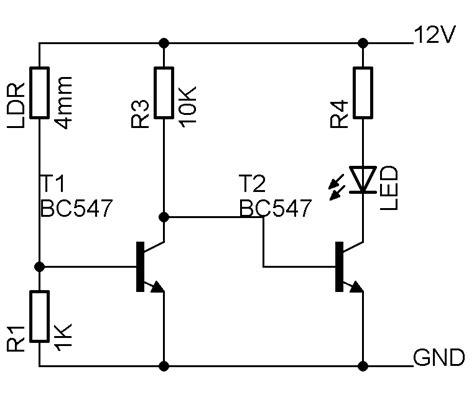 transistor prelifier schema transistor bc547 28 images ticking bomb electro circuit schema datasheet four