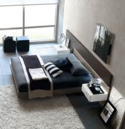 Small Bedroom Lighting Ideas - 30 stylish floating bed design ideas for the contemporary home