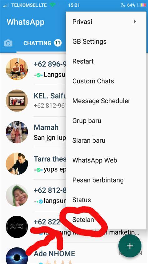 cara mengganti wallpaper chat line cara ganti tema whatsapp di android 644672