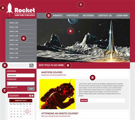 moodle theme rocket rocket theme updated for moodle 2 9 moodle news