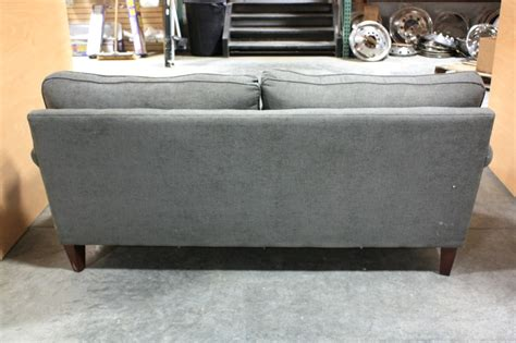 polyester fiber couch rv furniture used charcoal polyester fiber sofa for sale