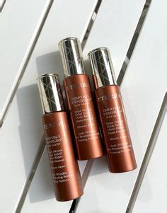 by terry terrybly densiliss sun glow serum 3 sun bronze foundationjpg the beauty look book armani fluid sheer 5 and 8 shade