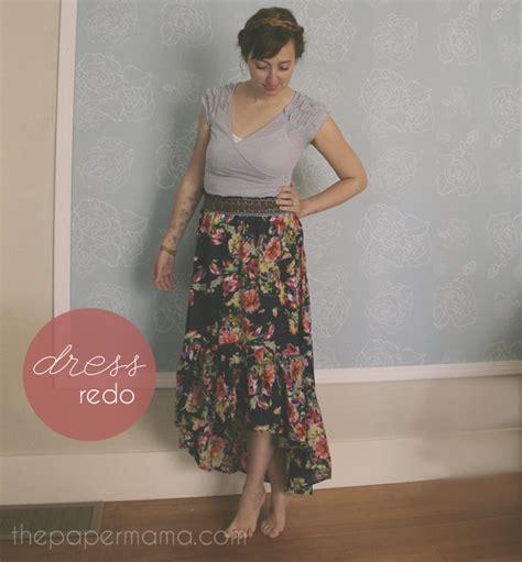 Dress Redo dress redo the paper