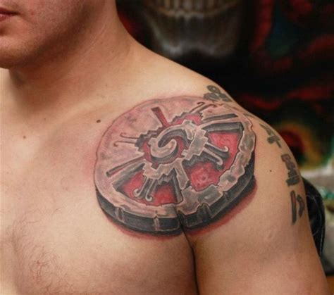 tattoos for men symbols cool mayan symbol tattoos for tattoos