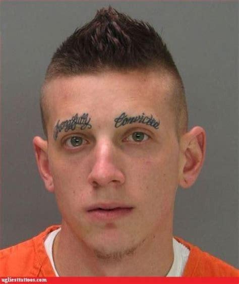 DooB Picture: 60 Best Mugshot Tattoo Fails