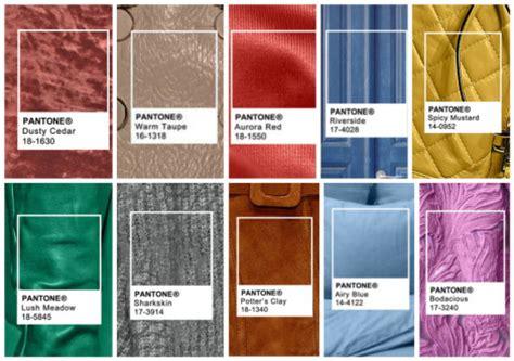 colores temporada 2016 colores pantone para oto 209 o invierno 2016 2017 dest 193 ca te
