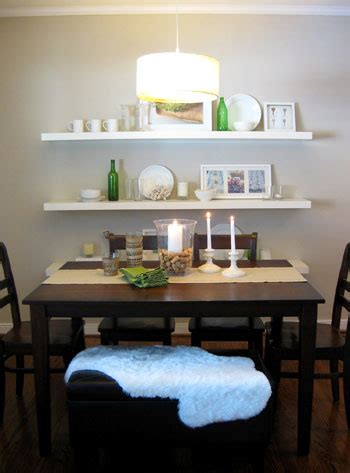 dining room floating shelves white floating shelves diy projects