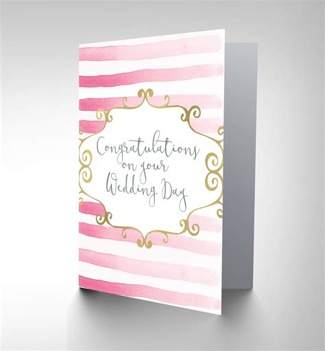 Wedding Congratulation Gifts by Card Wedding Celebration Congratulations Gift Cp3052 Ebay