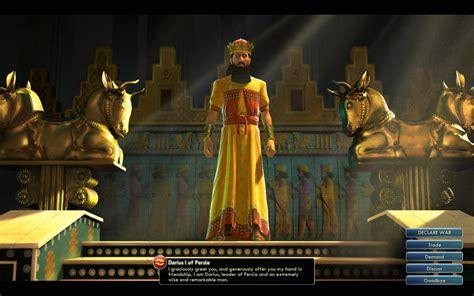 darius king darius i civ5 civilization wiki