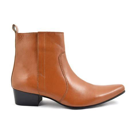 buy mens cuban heel heel beatle boots gucinari