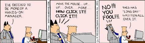dilbert best of what are the best most humorous dilbert quora