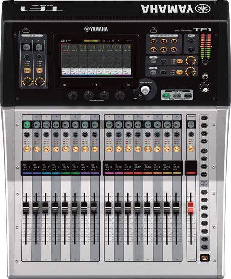 Mixer Digital Yamaha Tf1 yamaha tf1 digital mixing console 40 input channel usb
