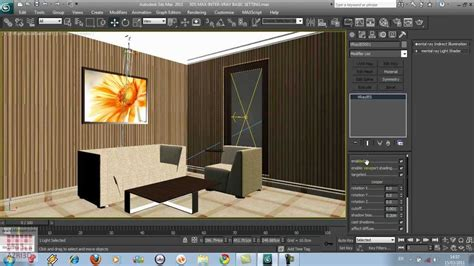 tutorial 3dsmax vray unity pdf 3ds max vray light and camera setting for a living room