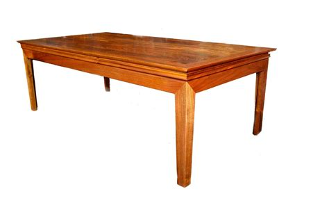 koa wood coffee table by paul ayoob for sale at 1stdibs