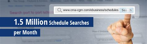 cma cgm schedule to cma cgm ebusiness schedules discover it