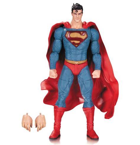 Superman Bermejo Dc Comics Figure dc comics designer figure superman by bermejo 17 cm for only 163 34 77 at
