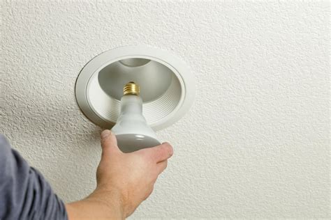 how to replace light bulb in ceiling fixture before you buy recessed lights