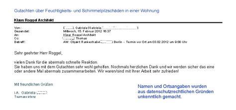 Persönlicher Brief Beispiel Immobilienberatung Bausachverst 228 Ndiger F 252 R Geb 228 Udesch 228 Den Berlin Baugutachten