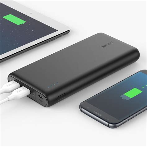 Anker Powercore Speed 20000mah Charge 3 0 Black A1274011 1 anker powercore speed 20000mah portable charger power