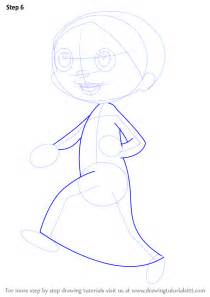 how to draw learn how to draw chutki from chhota bheem chhota bheem