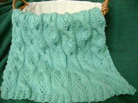 knitted baby afghan free patterns cable knit baby blanket patterns a knitting
