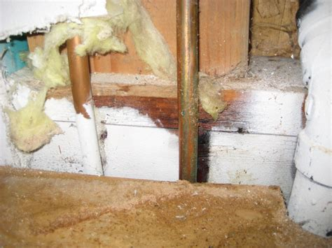 Alternative To Copper Plumbing by When Copper Pipes Meet Well Water With Minerals Not A