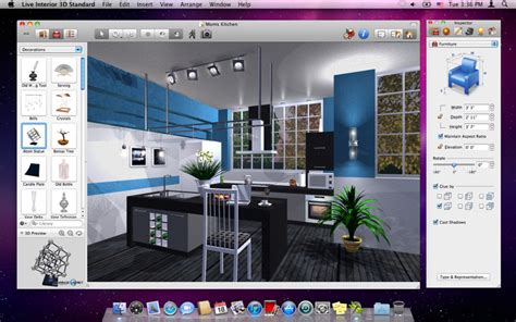 free interior design software for mac 3d interior design software mac home design