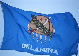 oklahoma state colors oklahoma state flag 5 x 8 polyester