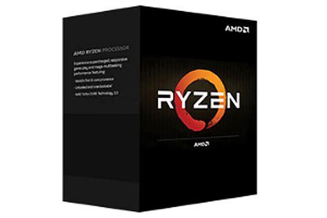Amd Ryzen 3 1200 Box 3 1ghz Up To 3 4ghz Cache 10mb So Diskon amd s ryzen desktop processor details and price leak