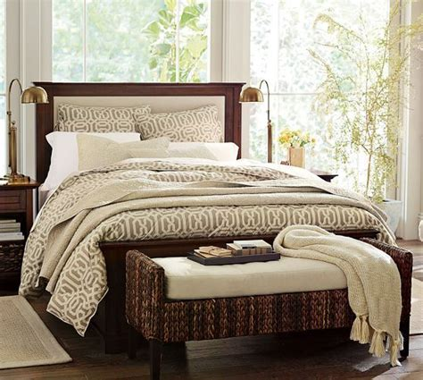 pottery barn bedroom terri trellis comforter sham pottery barn trellis and