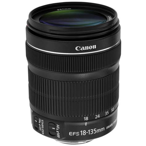Lensa Canon Ef 18 135mm canon ef s 18 135mm f 3 5 5 6 is stm lens 6097b002 b h photo